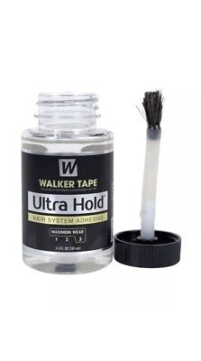Ultra Hold Walker (Lace Front WIG/Toupee Glue/Adhesive) Large 3.4oz Strong Hold