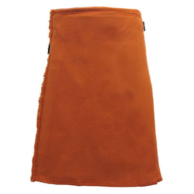 Tartanista - Pregiato kilt Irish 7,3m (8 yard) 453g (16oz)-Senape