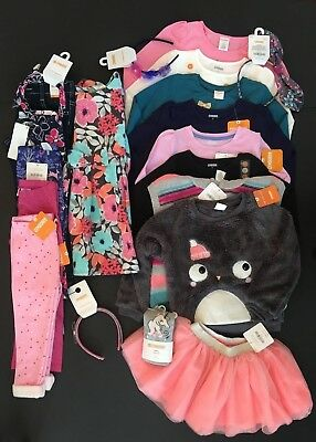 Gymboree Girls 3 3T Lot Outfits Winter Fall Nwt Retail $452
