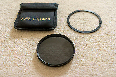 Lee 105mm Circular Polariser with 105mm front ring