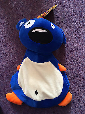 Fashy Plush Cuddly Childrens Hot Water Bottle BNWT style 6546 RRP £24.99