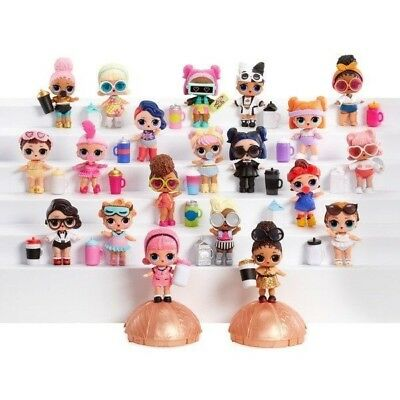 Lol Surprise Series 3 Confetti Pop Wave 1 Pick 1 Doll Ball 100 Authentic New 43 86 Picclick Au