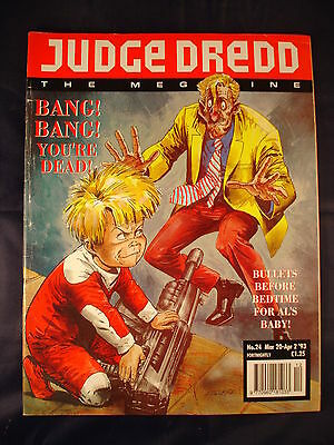 Judge Dredd Megazine - Issue 24 - Mar 20 - Apr 2