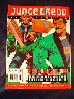 Judge Dredd Megazine - Issue 26 - Apr 17 - 30