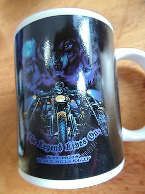 Sturgis 2015 COFFEE cup mug Motorcycle Black Hills Motorcycle Rally 75th NEW