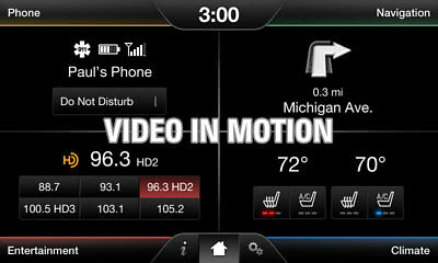 FORD LINCOLN MY Touch Navigation System SD Card U S Canada