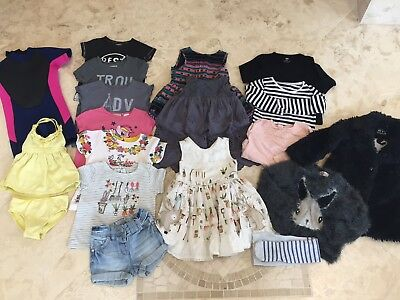 NEXT/ H&M Summer/ Autumn Girls Bundle Age 18-24 Months / 2 Years - 18 Items