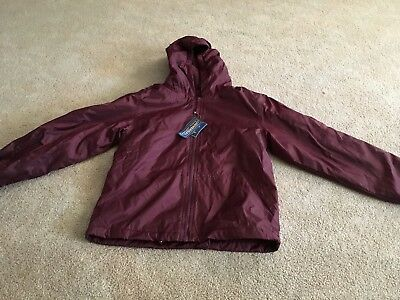 Universal School Uniform Youth Small Burgundy Jacket Brand New With Tags