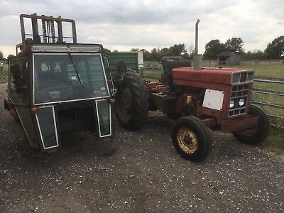 international tractor 884 Restoration Project Rare Model