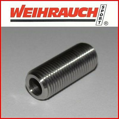 "1/2"" UNF Silencer Adapter to Fit Weihrauch HW100 (FSB)"
