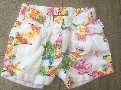 Baby Girl Baker Floral Shorts Age 18-24months