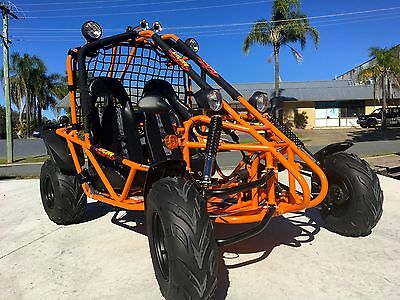 Synergy Bandit 200Cc Dune Buggy Go Cart Atv Utv Quad Side X Side