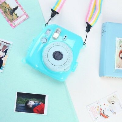 For Fujifilm Instax Mini 8 Film Instant Camera Carrying Case Bag Cover Shell AU