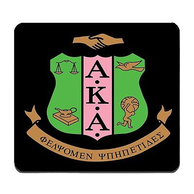 alpha kappa alpha 3 mousepad / custom mousepad from USA