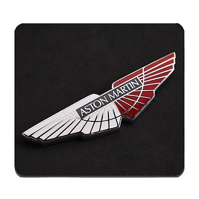 Aston Martin Logo mousepad / custom mousepad from USA