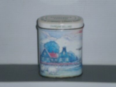 T0699 Collectable Old Dutch Candies Caramels Empty Tin