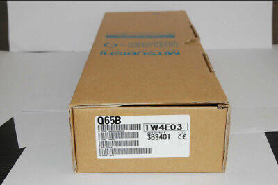 NEW Mitsubishi Q65B PLC In Box  *TT