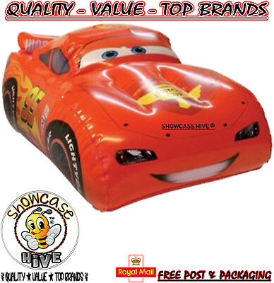 41cm Cars Lightning McQueen Inflatable Soft Balloon Toy Large Disney Pixar New