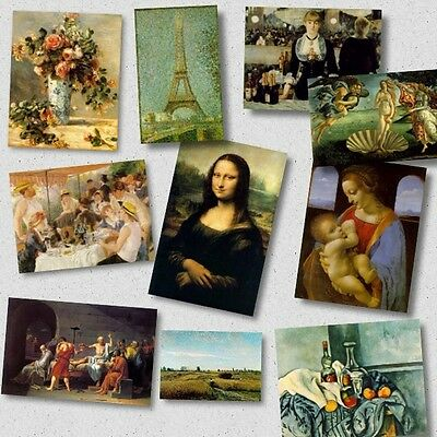 500 Werke weltberühmter Maler - GREAT PAINTINGS - Photo Collection