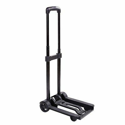 Kindsells New Portable Folding Push Truck Trolley Luggage Flatbed Dolly Cart