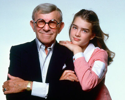 Brooke Shields George Burns Just You And Me Kid Publicity 8x10 Photo(20x25cm)