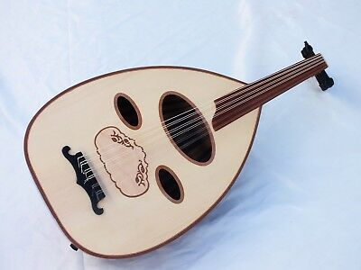Agamol Musical Instrument Ud Oud With Monojack