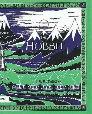 The Hobbit: Or There and Back Again by J. R. R. Tolkien.