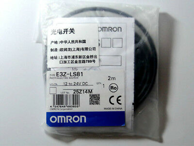 1PC New Omron E3Z-LS81 Photoelectric Switch  *TT