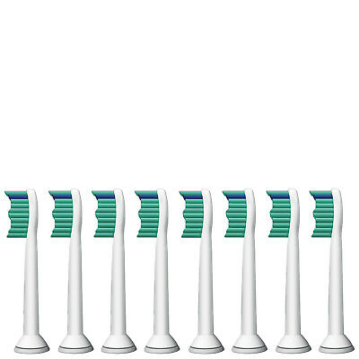 NEW Philips Toothbrush Heads Sonicare ProResults Standard Sonic x 8 HX6018/26