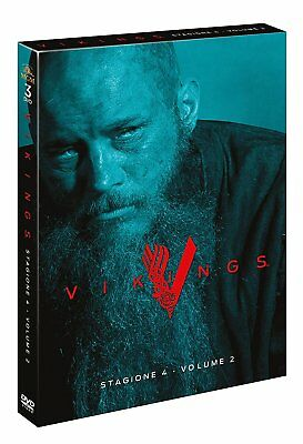 Vikings Staffel 4.2  Staffel 4 Volume 2 3 DVDs  Deutscher Ton NEUWARE OVP