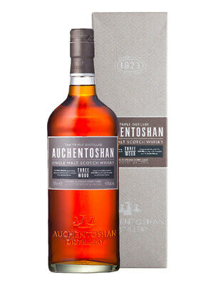 Auchentoshan Three Wood Scotch Whisky  700ml(Boxed)