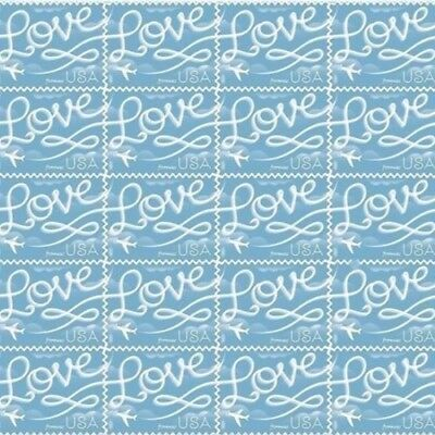 stamps love skywriting usps forever first class postage stamp