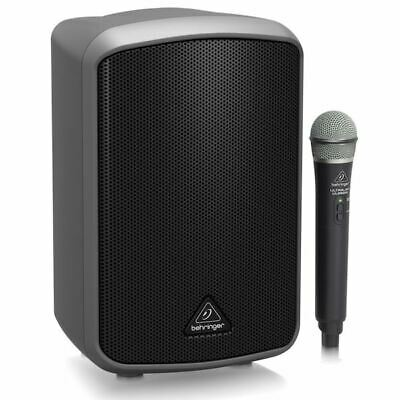 Behringer EUROPORT MPA100BT All-in-One Portable 100W PA System w/ Wireless Mic