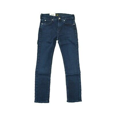 Jeans in Cotone Bambina Denim Lee L102BESE