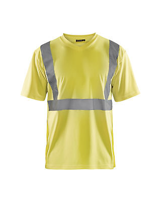 Blaklader High Visibility T-Shirt Yellow