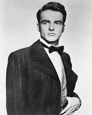Montgomery Clift B/&W 8x10 Photo Print Raintree County