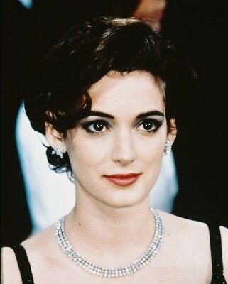 Winona Ryder Color 8X10 Photograph