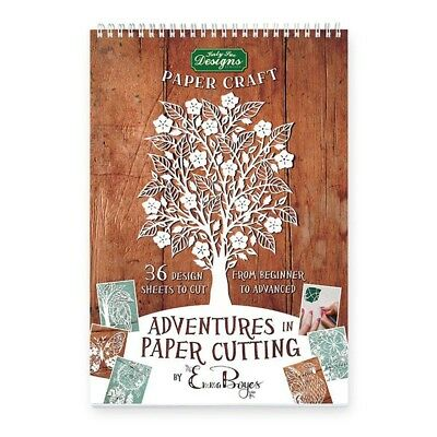 Adventures in Paper Cutting by Emma Boyes from Katy Sue Designs