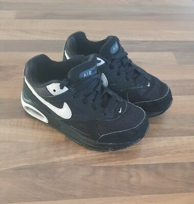 official photos 96e76 7c9ae Kids Nike Air Max Trainers - Size UK 11 - Eu 28.5 Black and White