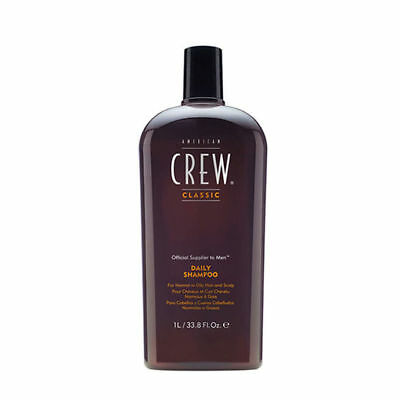 American Crew Daily Shampoo 1000ml (FREE 48 Hr TRACKED DELIVERY)