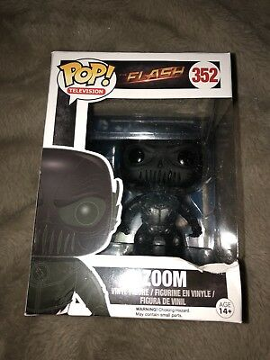 Funko Pop Television The Flash Nr. 352 - Zoom Vinyl Action Figur NEU