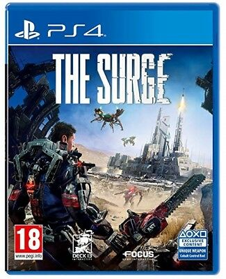 Videogioco The Surge Ps4 Gioco Playstation 4 Italiano Videogame Anthem Focus