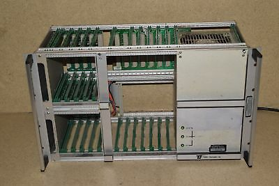Taylor Electronics Vme910/tf120 Power Supply- Motorola Microsystems Mvme Chassis