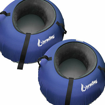 2 Pack Bradley Snow Tube with Cover