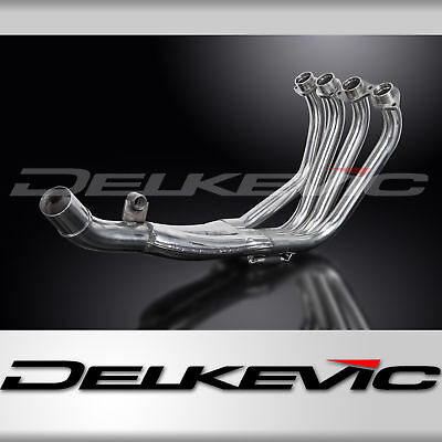 Delkevic Honda CBR600 F3 4-1 Stainless Steel Header Downpipes Exhaust 97-98