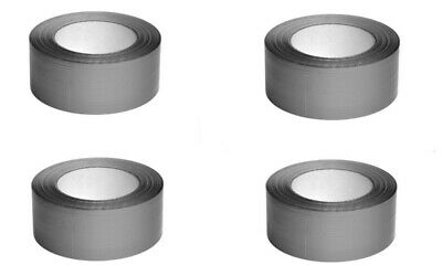 4 Wheels 48 Mm x 50m Woven Tape Duct Tape Duct Tape Adhesive Tape Gaffa Tape