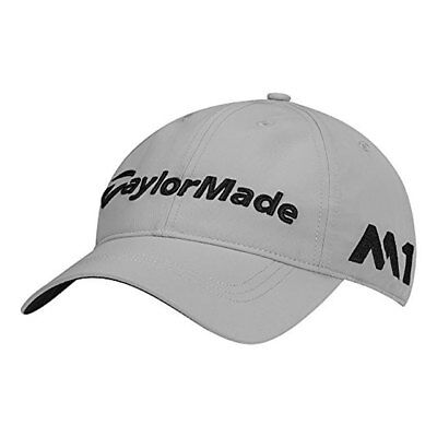 341fe8a9344 Taylormade Golf 2017 Litetech Tour Hat Cap Gray Adjustable Osfa M1 Radar  19211