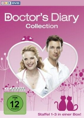 Doctor's Diary Collection Staffel 1-3, 6 DVDs