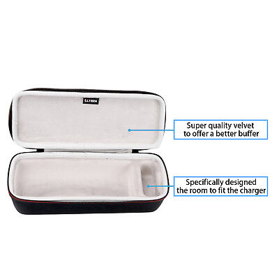 LTGEM Hard Travel Case for Sony SRS-XB31 Portable Bluetooth Speaker(SRSXB31/B)