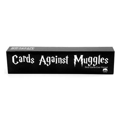 Cards Against Muggles HARRY POTTER CARDS AGAINST HUMANITY